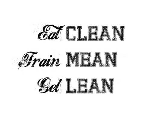 Eat clean 2